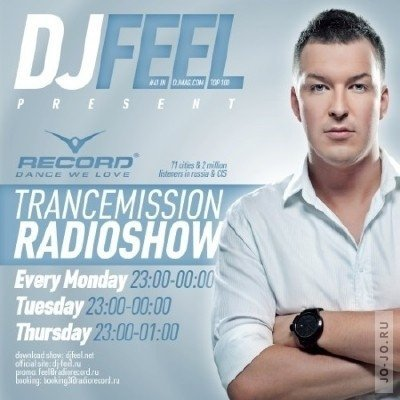 DJ Feel - TranceMission (18-08-2011)