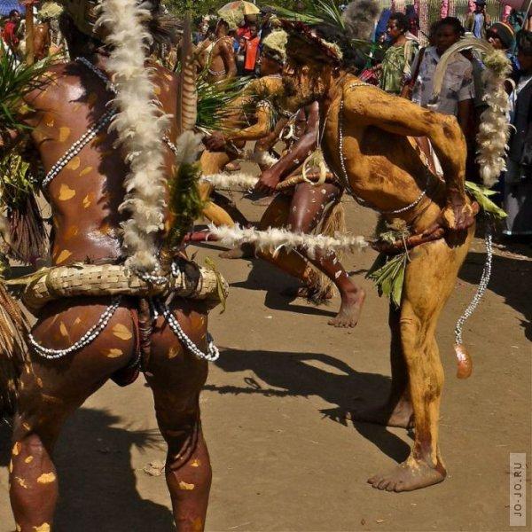 Секс папуасов необычные 5 фотография
