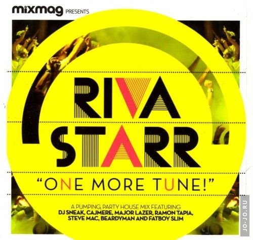 Mixmag Presents One More Tune Mixed by Riva Starr (2011)