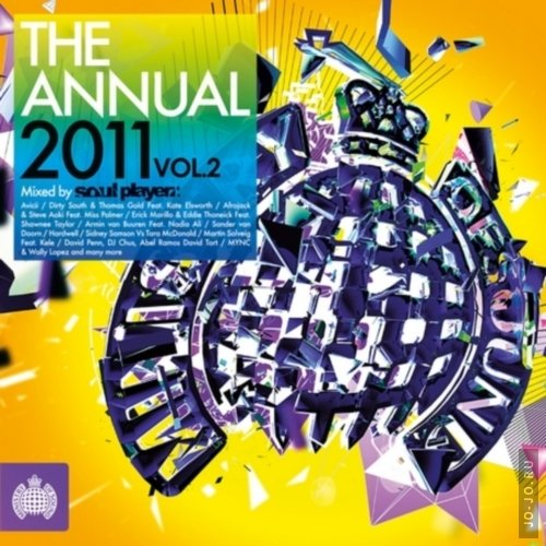 Ministry Of Sound: The Annual 2011 Vol. 2 (2011)
