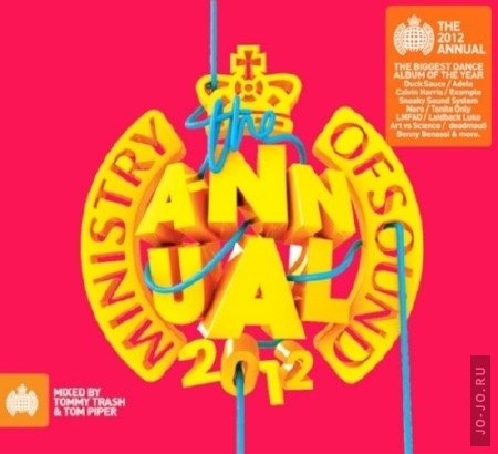 Ministry Of Sound: The Annual 2012 (Australian Edition) (2011)