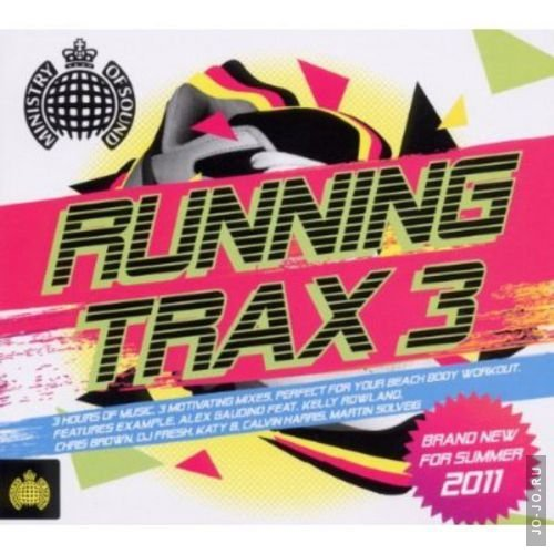 Ministry Of Sound: Running Trax 3 (2011)