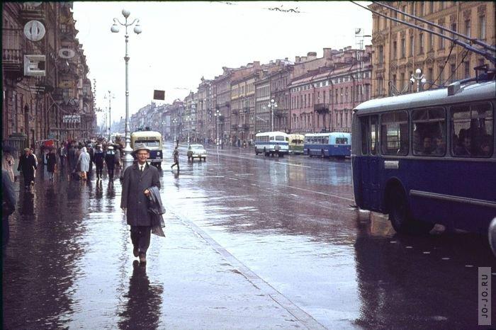 очень старые фото ленинграда стоит