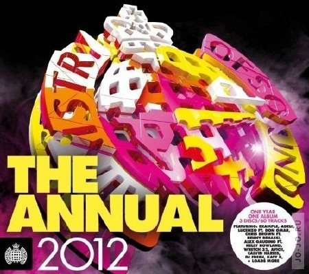 Ministry Of Sound: The Annual 2012 - UK Edition (2011)