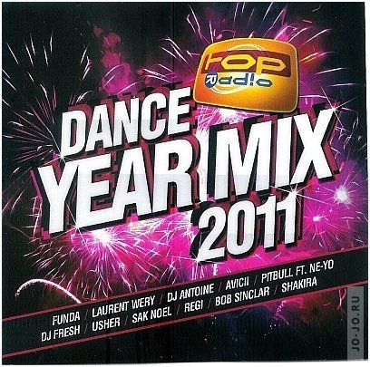 Topradio Dance Year Mix 2011