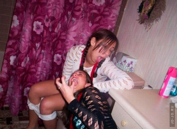 фото пьянющих баб