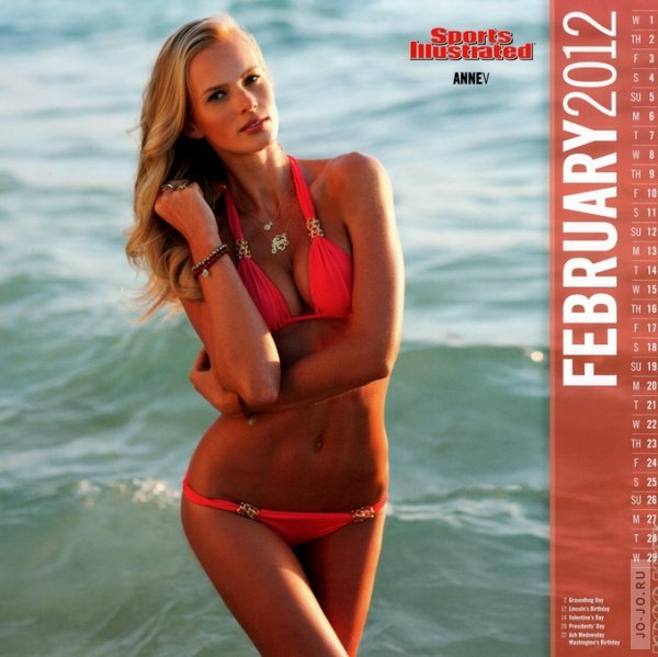 Sports Illustrated 2012 Swimsuit Calendar