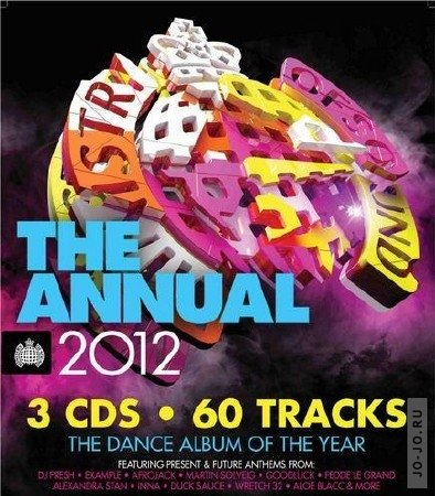 Ministry Of Sound: The Annual 2012 (South Africa)
