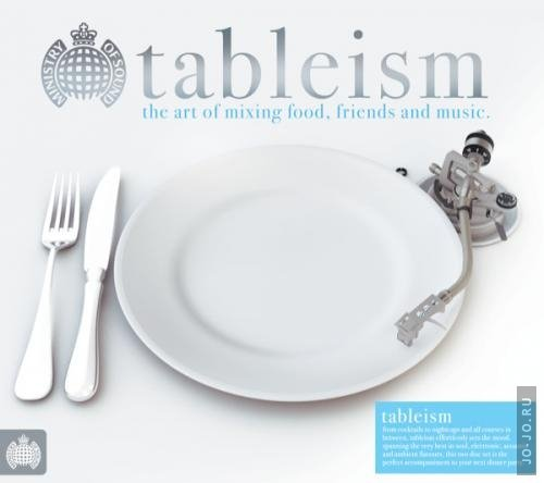 Ministry of Sound: Tableism Mixed by Goodwill & Anna Lunoe (2011)