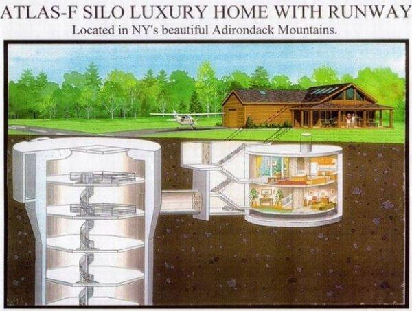 Как построить своими руками подземный бункер