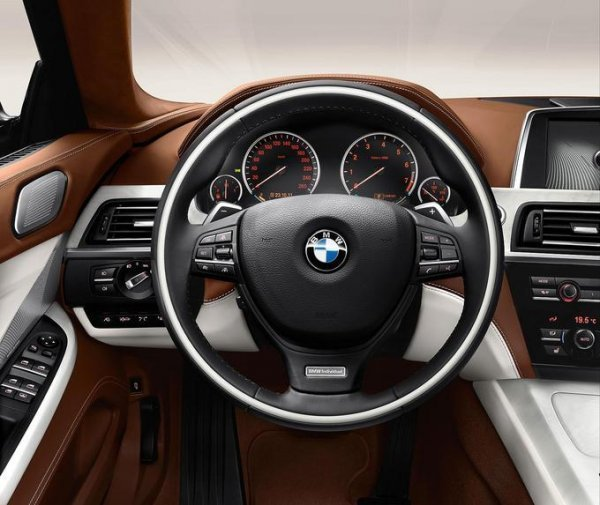 BMW 6 Series Gran Coupe 2013