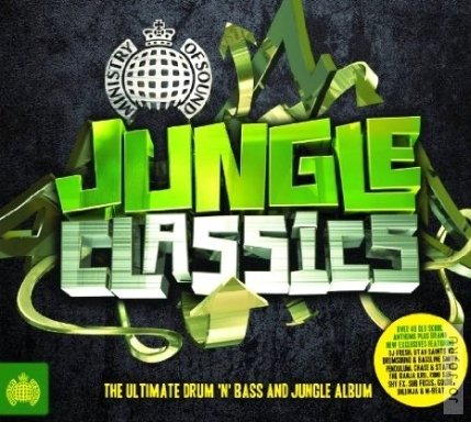 Ministry Of Sound: Jungle Classics (2012)