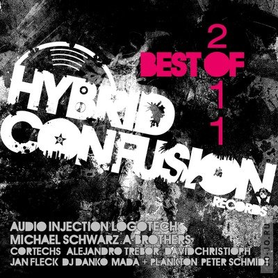 Best of Hybrid Confusion 2011 (2012)
