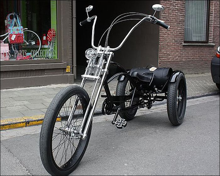 Как сделать крутой велосипед своими 781