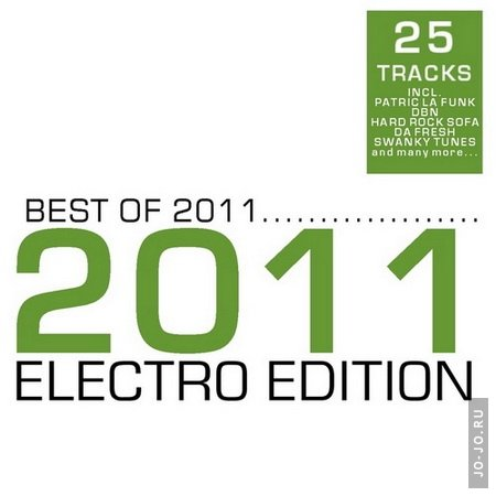 Best Of 2011 - Electro Edition (2011)