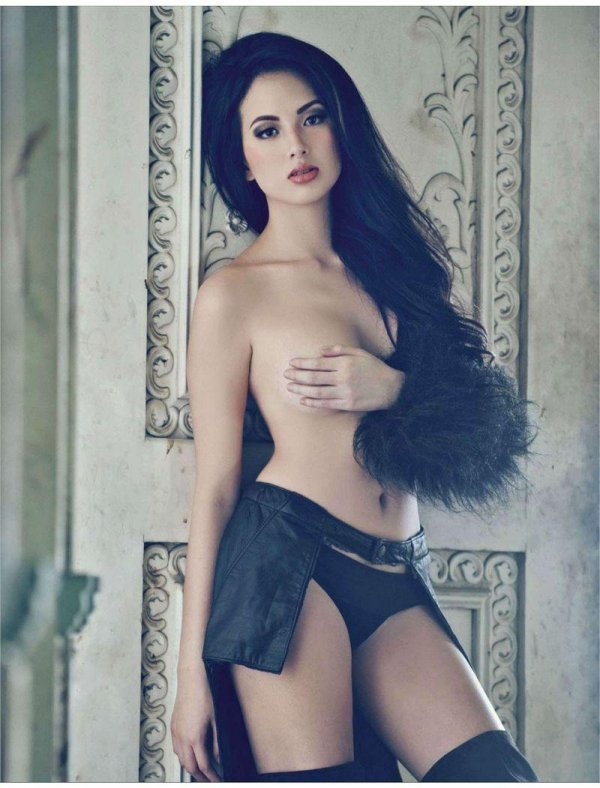 llen Adarna - FHM January 2012 Philippines