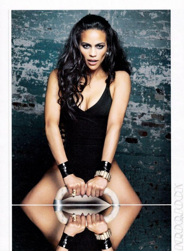 Paula Patton - Complex January 2012 USA