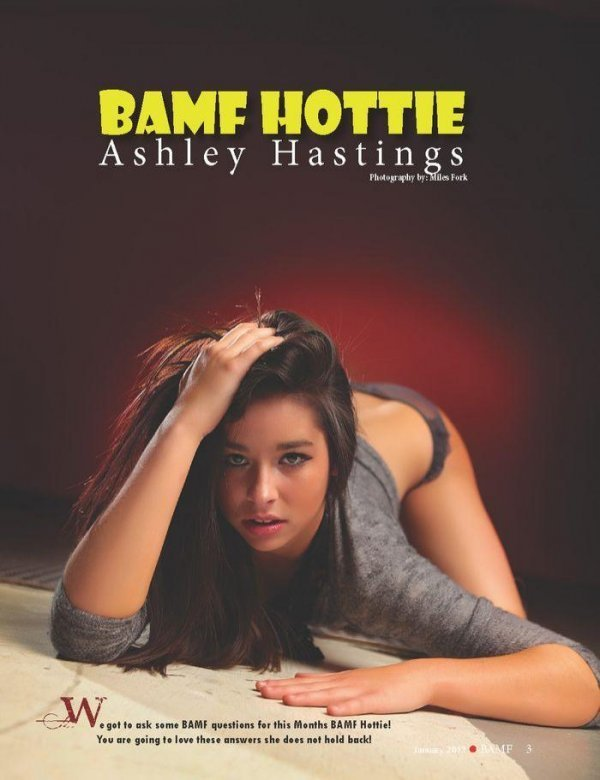 Ashley Hastings - Bamf January 2012 USA