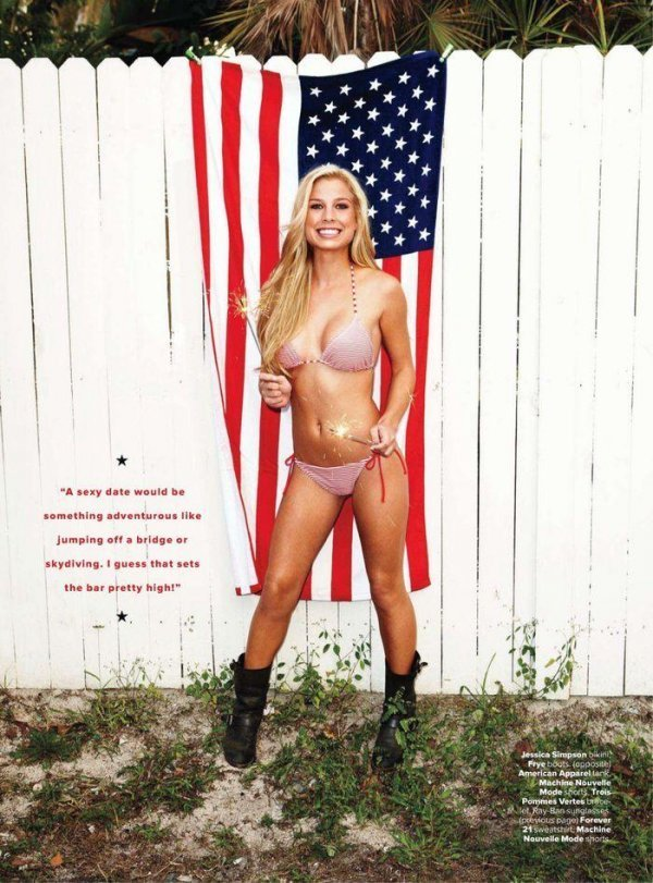 Sexiest Things In America - Maxim March 2012 USA