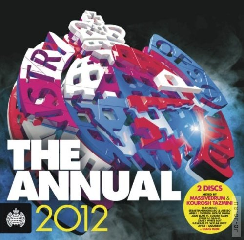 Ministry Of Sound � The Annual 2012