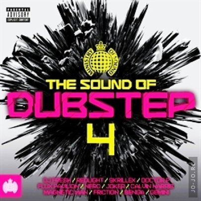 MOS:The Sound Of Dubstep 4 2CD