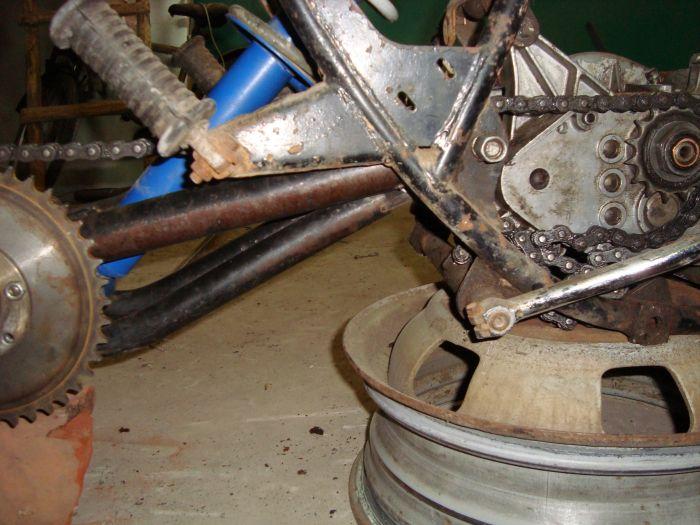 Квадроцикл из ижа своими руками фото