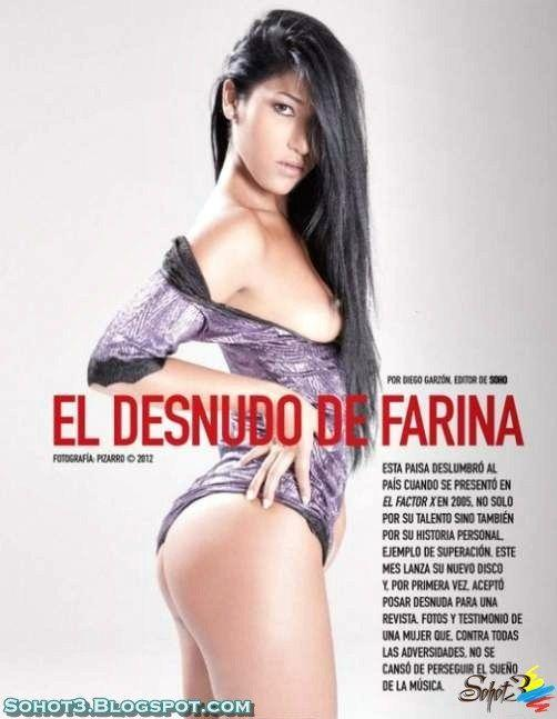 Farina Pao Paucar Franco - Soho February 2012 Colombia