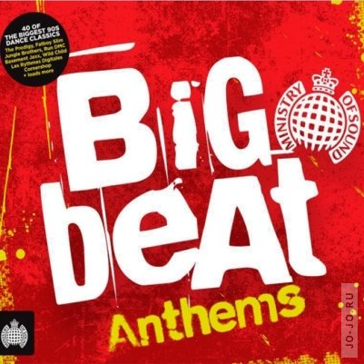 Ministry of Sound: Big Beat Anthems (2012)