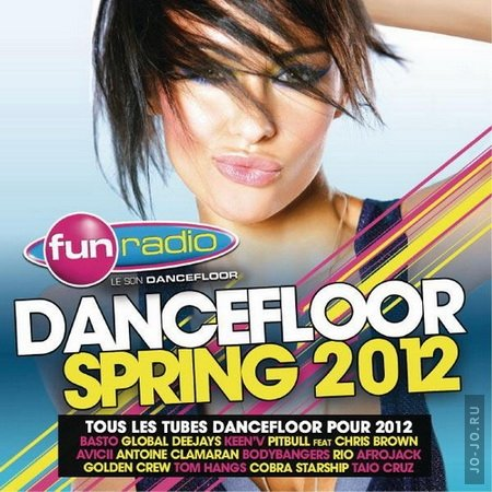 Fun Radio Dancefloor Spring 2012