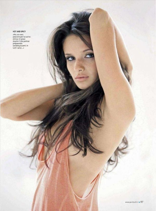 Alice Greczyn - Jack March 2012 (3-2012) Italy