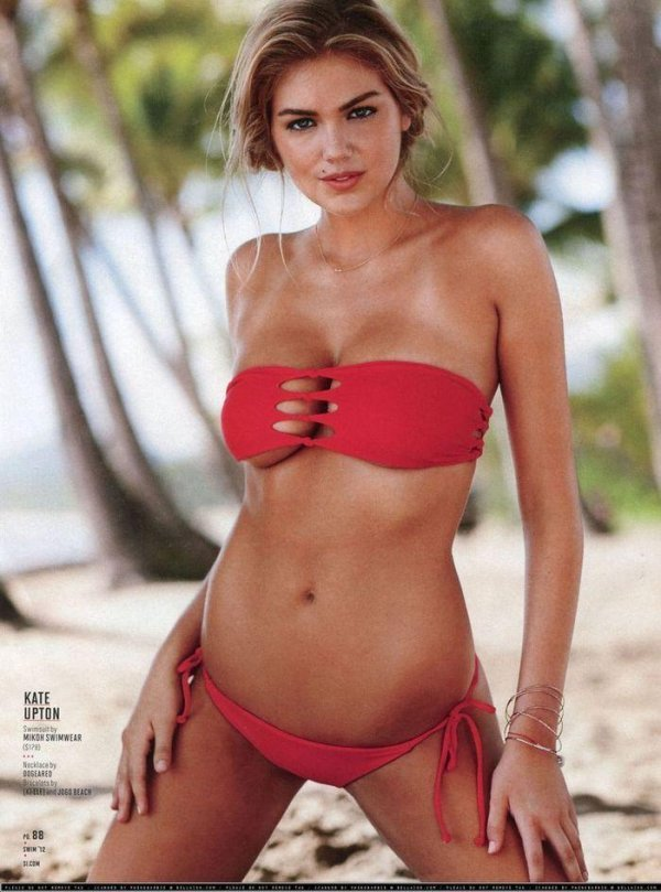 Kate Upton - SI Swimsuit 2012 USA