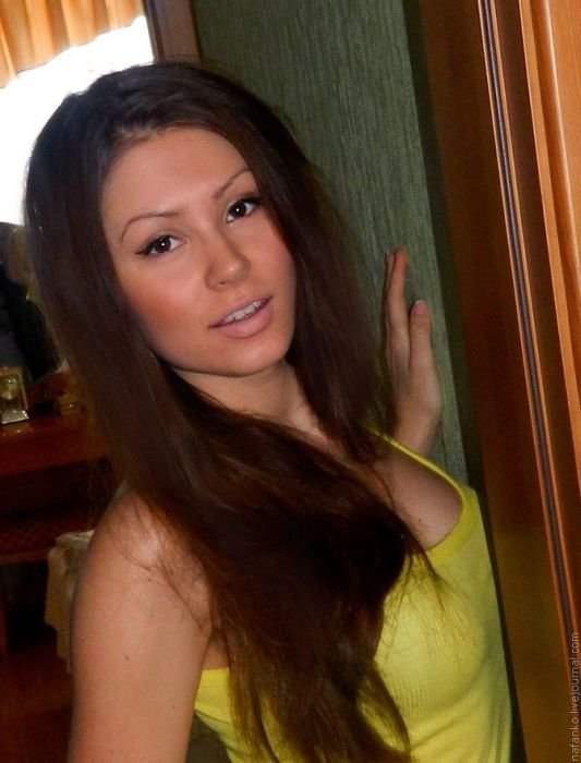 домашнее фото девушек из серпухова