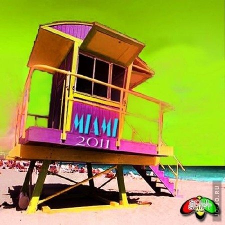 Soul Shift Music WMC 2011 Miami Collection (Green Series)