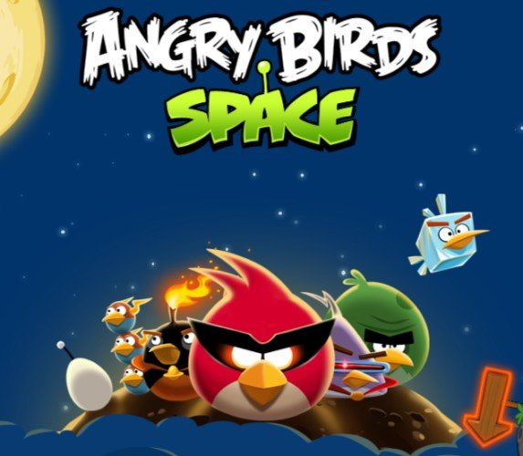 Angry Birds Space 1.1.0 (2012)