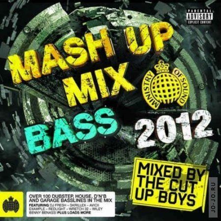 Ministry of Sound: Mash Up Mix Bass (2012)