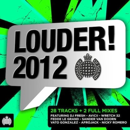 Louder! 2012 - Ministry of Sound `m4a`