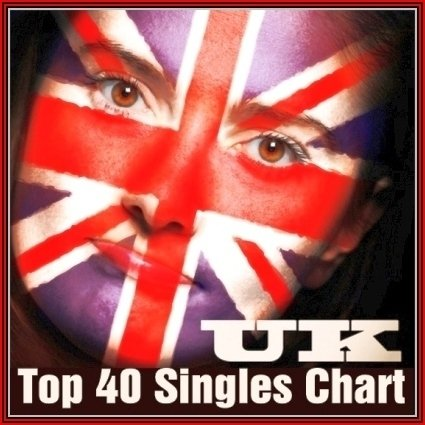 UK Top 40 Singles Chart (May 2012)