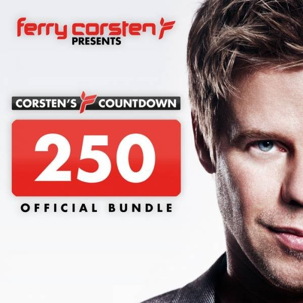 Ferry Corsten Presents Corsten's Countdown 250 (Official Bundle)