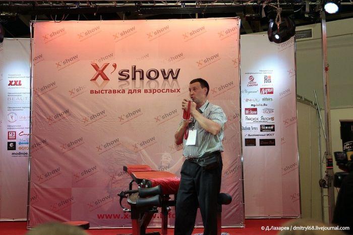 X'show - это единственное мероприятие в России, которое проходит тольк