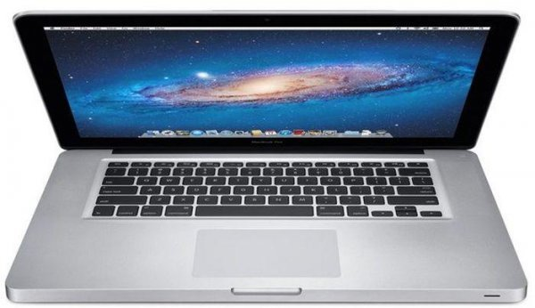 Новый Apple MacBook Pro получит Retina-дисплей