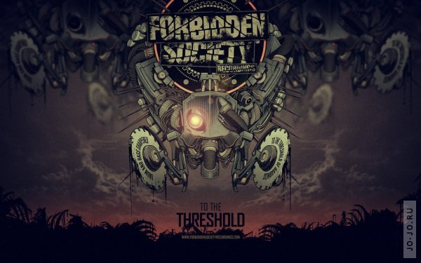 Forbidden Society - To The Threshold