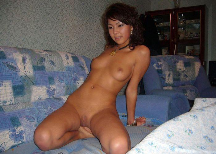 симпатичные голые казашки фото