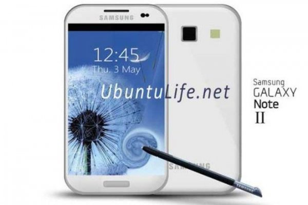 Galaxy Note II ����� �������� ������ ������� � Android 4.1