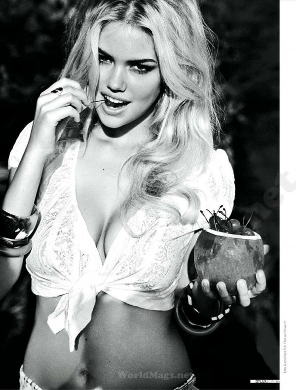 Kate Upton - DT May 2012 Spain