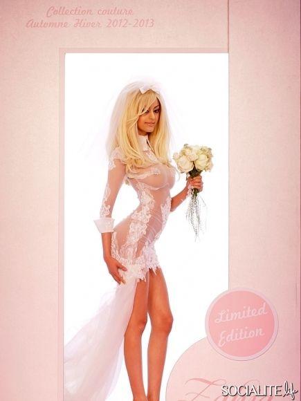 свадебные платья для проституток фото