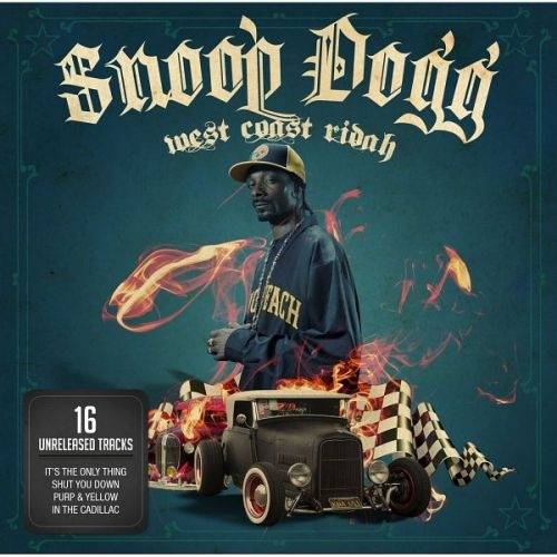 Snoop Dogg - West Coast Ridah (2012)