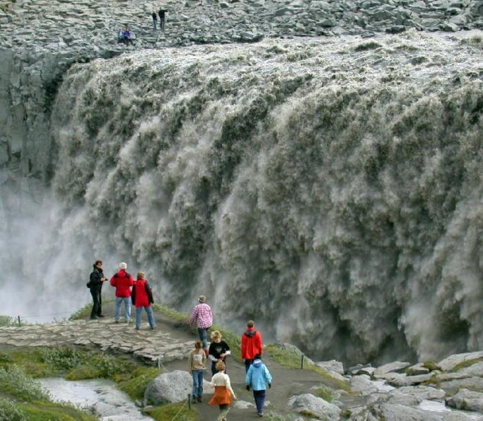 Водопад джог jog falls будучи самым