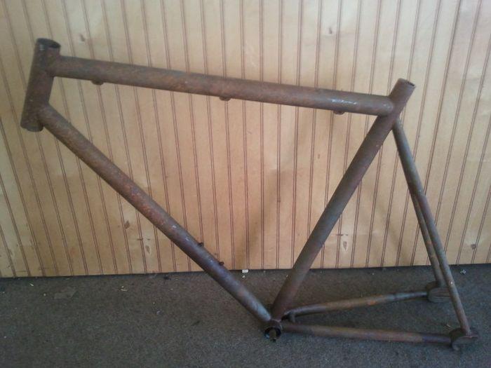 Как сделать раму на велосипед