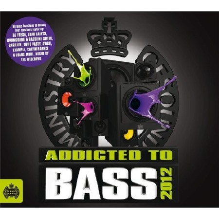 Ministry of Sound - Addicted to Bass 2012
