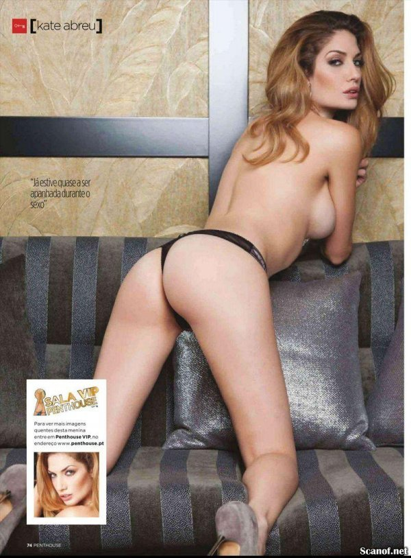Kate Abreu - Penthouse June 2012 Portugal